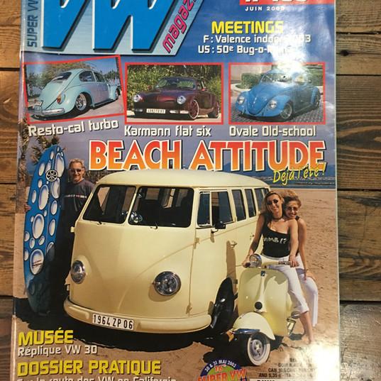 Super VW June 2003