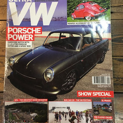 Ultra VW's Sept 2014
