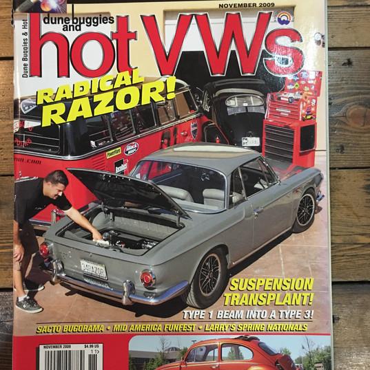 HOT VW's Nov 2009