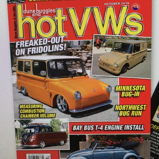 Hot VW's Oct 2016