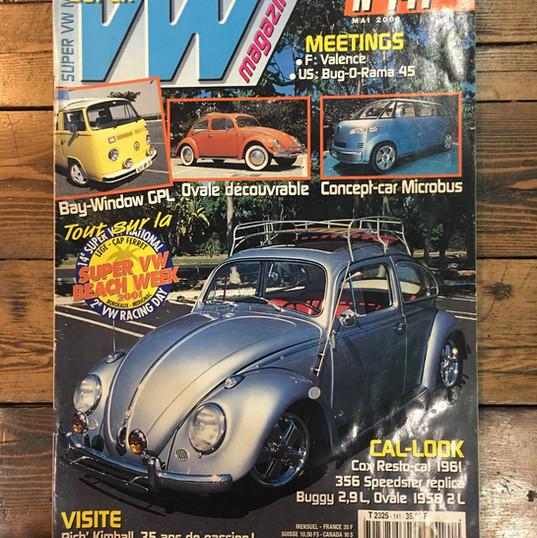 Super VW May 2001