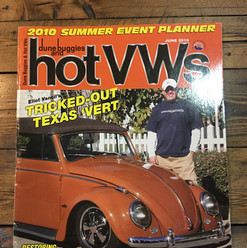 HOT VW's June 2010