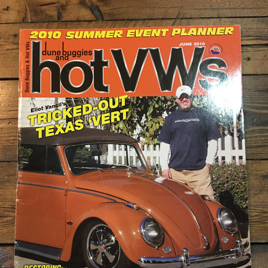 HOT VW's June 2010