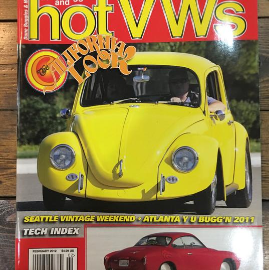 Hot VW's Feb 2012