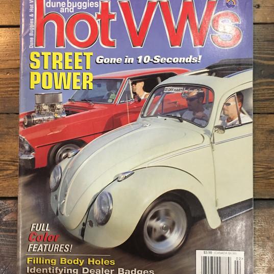 Hot VW Feb 2002