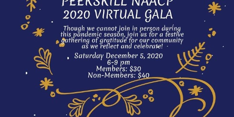 Peekskill NAACP 2020 Freedom Fund Gala (Virtual)