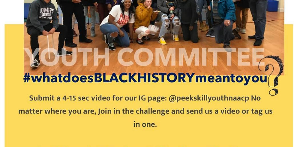 Youth Committee: #whatdoesBLACKHISTORYmeantoyou?