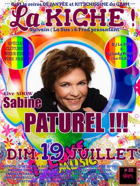 Sabine PATUREL