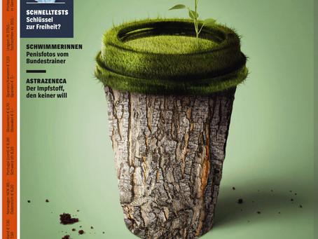 Spiegel-Ausgabe 08/2021