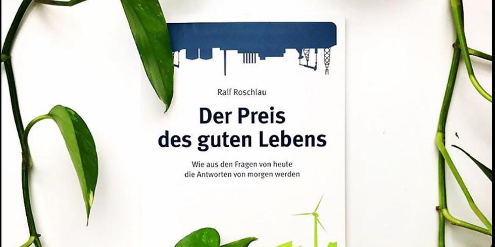 Autorenlesung im Rahmen der Ludwigsburger Nachhaltigkeitstage