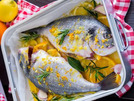 Il cibo che scalda: pesci, specialty coffee e zuppe (sì!)
