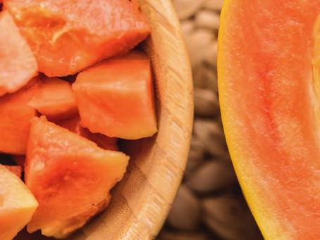 Ciao Franco. Papaya, ciliegie e pesci poveri in arrivo