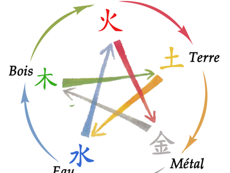 Les 5 éléments et Nous..