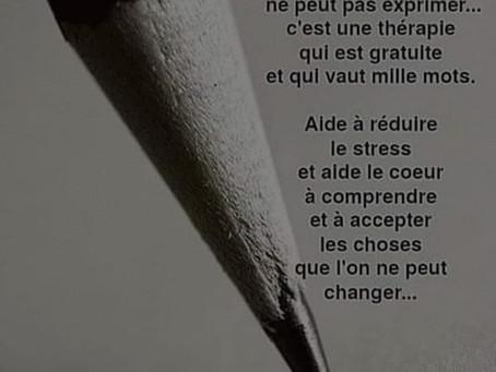 Ecrire pour se libérer !