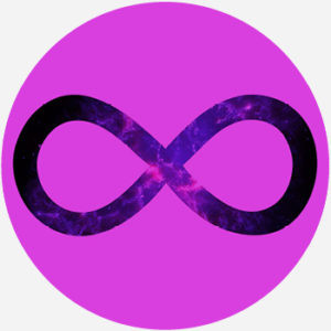 Le symbole de l'infini en Énergétique..