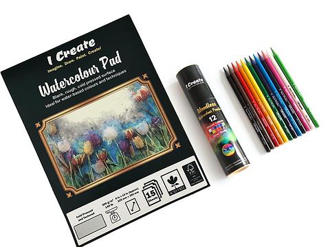 Watercolour Value Bundle