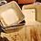 Thumbnail: Square Salad Bowls & Cutlery