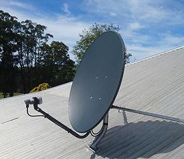 VAST satellite TV