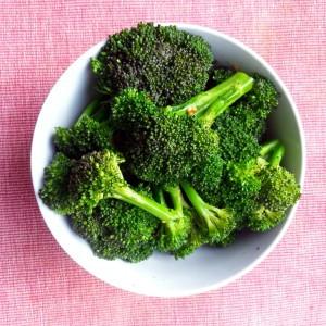 Ginger Lime Broccoli