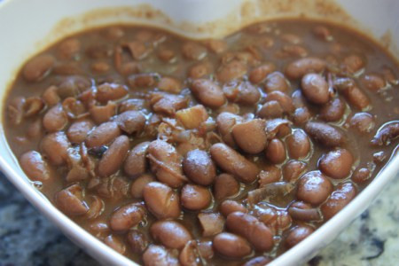 Pinto Beans in a Pinch