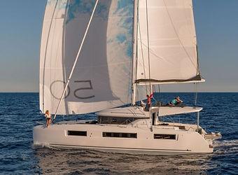 50 Foot Lagoon Catamaran - Nauti Cat