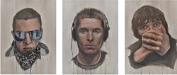 The Three Wise Northern Monkeys