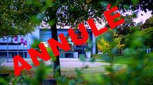 Annulation du Tournoi Schuler