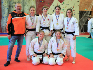 Championnat interdépartemental par équipes Séniors