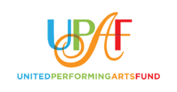 United Performing Arts Fund Logo