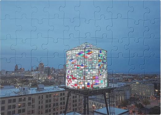 Coakley Tower Puzzle