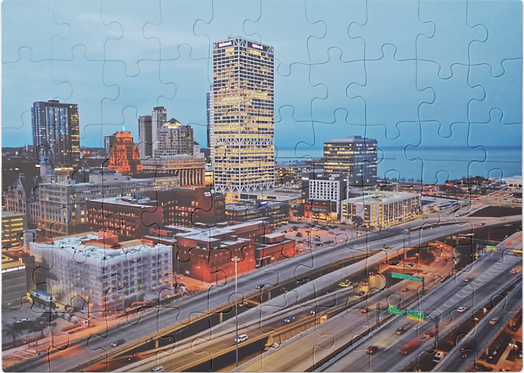 Downtown Milwaukee Puzzle