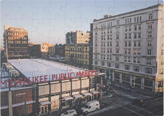 Milwaukee Public Market Puzzle