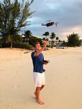 Inflight Drone