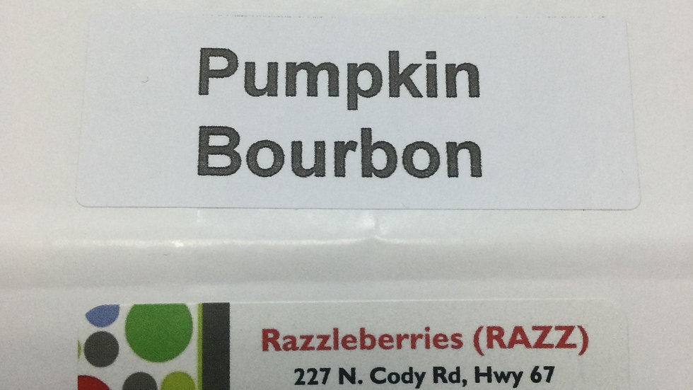 Pumpkin Bourbon Gourmet Coffee Beans