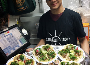 Celebrate your birthday with Taqueria del Pueblo - Catering Service in Vancouver