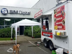 Corporate Catering Information - Burnaby