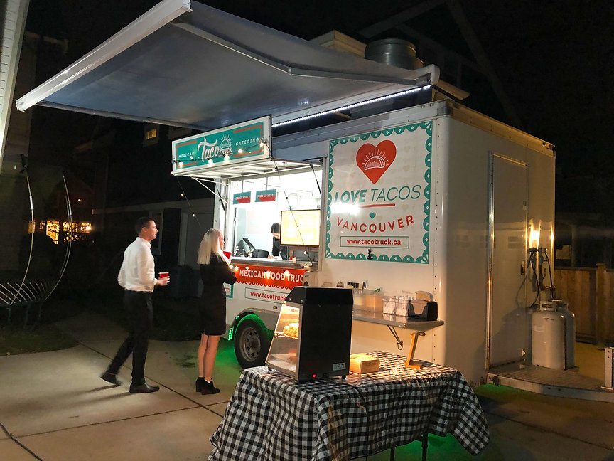 taco truck catering vancouver