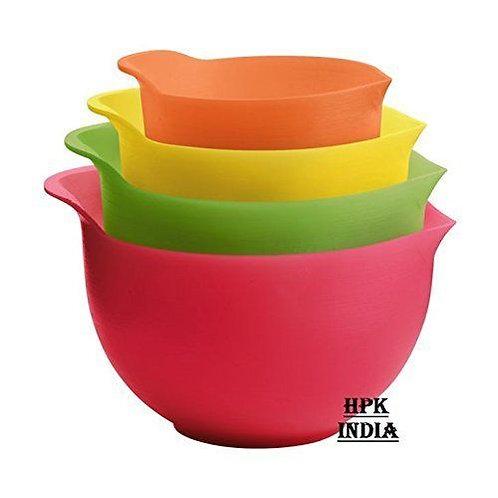 HPK BAKEWARE MEASURING KITCHEN CUPS TOOLS 4 PCS SET