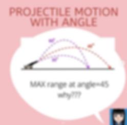 物理projectile motion知識parta