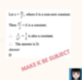 數學variation partb