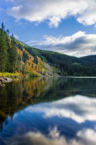Late Afternoon at Pratt Lake