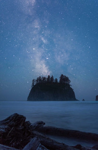 Stars over the Sea