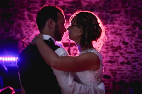 ouverture de bal mariés
