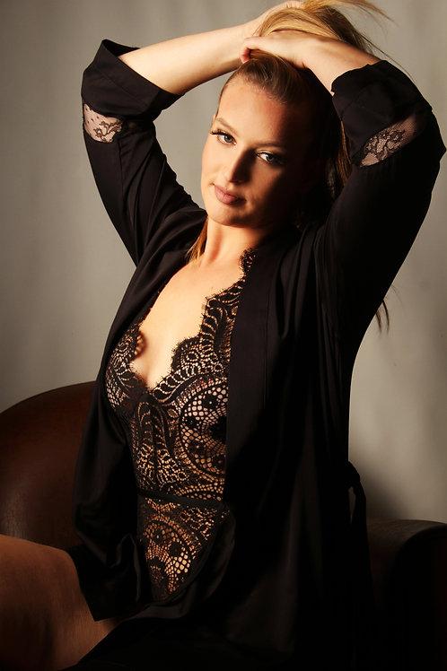 Shooting boudoir/sensualité en studio