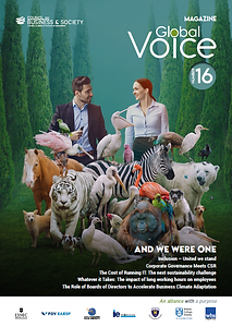 Global Voice magazine #16