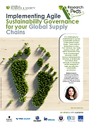 Prof. Tanusree Jain, Trinity Business School, Trinity College Dublin, shares her research on how to set up and implement agile sustainability governance for your supply chain.