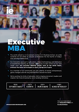 IE Business School Executive MBA
