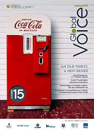 Global Voice magazine issue 15, September 2020