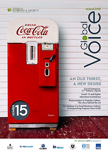 The Council on Business & Society Global Voice magazine issue 15