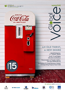 Council on Business & Society Global Voice magazine #15